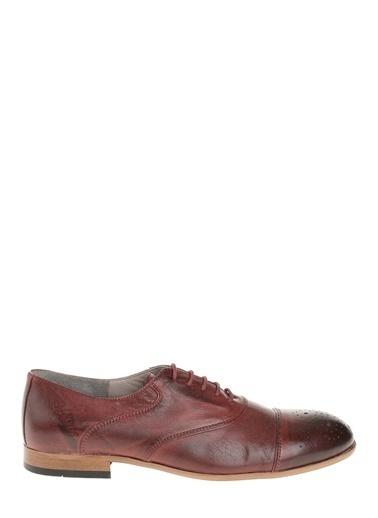 Faruk Sağın Ayakkabı Bordo